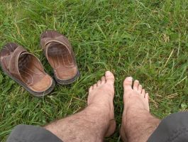 No Shoes by SDolha