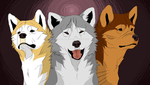 Ginga Challenge Day #29 - Special: Veterans by GoatSlice