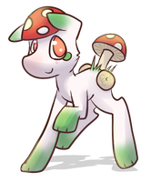 Mushroom run adoptable *open* by CleverConflict