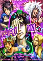 Orochimaru's Unlucky Day - Cover by jesterry