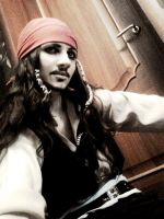 Jack Sparrow by KseniaHarlequin