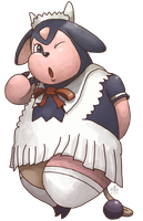 Miltank the Maid