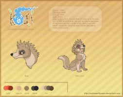 Crest Reference Sheet by MySweetQueen