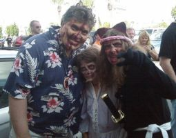 Zombie Walk 2008 by ThatOtherFangirl