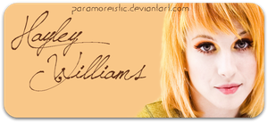 Miss Williams II by Paramoreistic