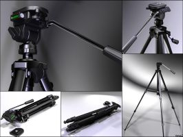 Tripod by VirtualZ