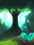 Titan's Grove by Voxxitronic