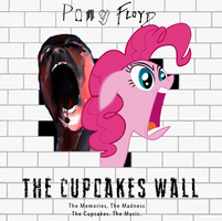 Pony Floyd- The Wall Vers1 by MindlessGonzo