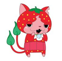 Yo-Kai Watch (Strawbnyan edit, Adobe) by ENDORE050