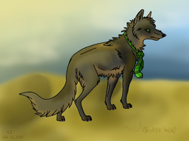 Beauceron Thing by thefireflii