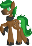 Lineless Commission for JaegerPony by TaylortheSnailor