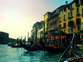 Venice by Silvanne