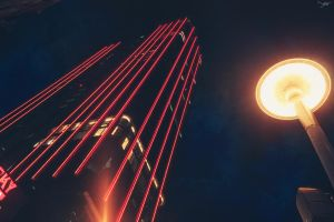 City Light! by 13thring