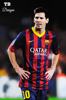 Lionel Messi by Tautvis125