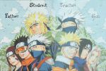 Team 7 Past-Present by semereliif