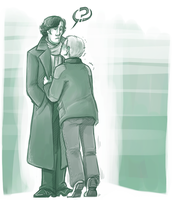 SH: height difference by Puffintalk