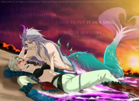 Song of the Merman by annria2002