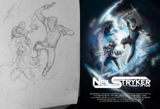 NSTOT  sketch to final by JoshMACKEY