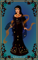 Queen of The Night by OperaticAnimeNimue