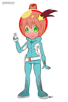 Space Patrol Luluco by supereva01