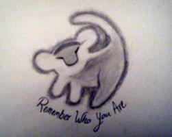 Remember Who You Are by Vitani3