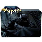 Batman - FOLDER ICON by Silas-Tsunayoshi