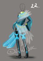 Full Clothing Design 22 [SOLD] by JxW-SpiralofChaos