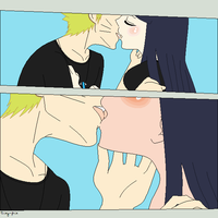 NARUHINA: 'I love you too Hinata.' by sasuke12234