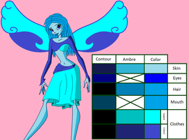 Elements: Water colors by winxgh