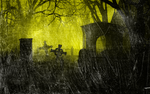 Yellow Graves by exangel42