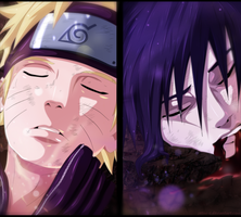 Naruto 662 - The real end by ZeTsu-c