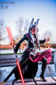 Darth Moros (OC) by CLeigh-Cosplay