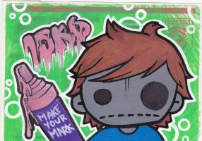 sticker fun 1 by isko-ink