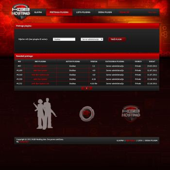 KGB Plugins Site Search Results by Iwantchitzz
