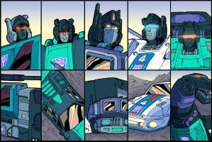 SG Five Faves by J-Rayner