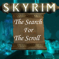 Skyrim: The Search For The Scroll by SpiderMatt512
