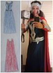 Thor Cosplay- Design and Final by MochaNess