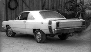 69 Dodge Dart by MikeZadopec