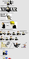 spoof organization XIII Meme by Mongoosquilax