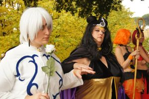 Sailor Moon Villains Group 06 by LizCosplay1982