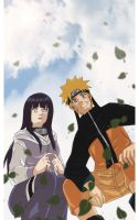 Naruhina: looken at yah by Nishi06