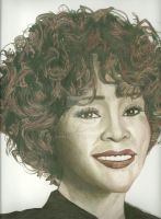 Whitney In Color by donna-j