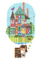 Dreamhouse by Milkmom