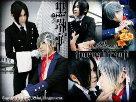 TestCos : Black Butler by Zeasonal