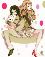 Princess Jellyfish by Glaceon1205
