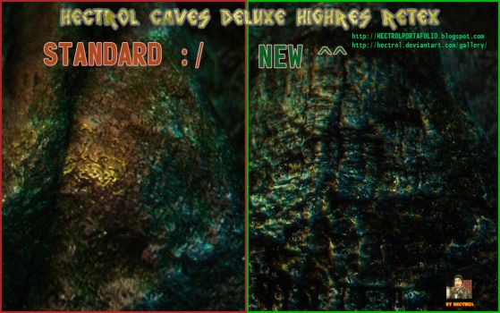 Hectrol CAVES DELUXE HR Retex - Comparison 08 by hectrol