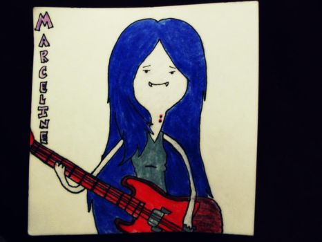 It's Marceline Time by DirtySeagulls