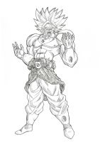 Broly : Poll 5 by bloodsplach