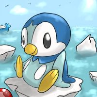 Piplup by Unikei