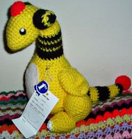 Ampharos by ArtisansShadow